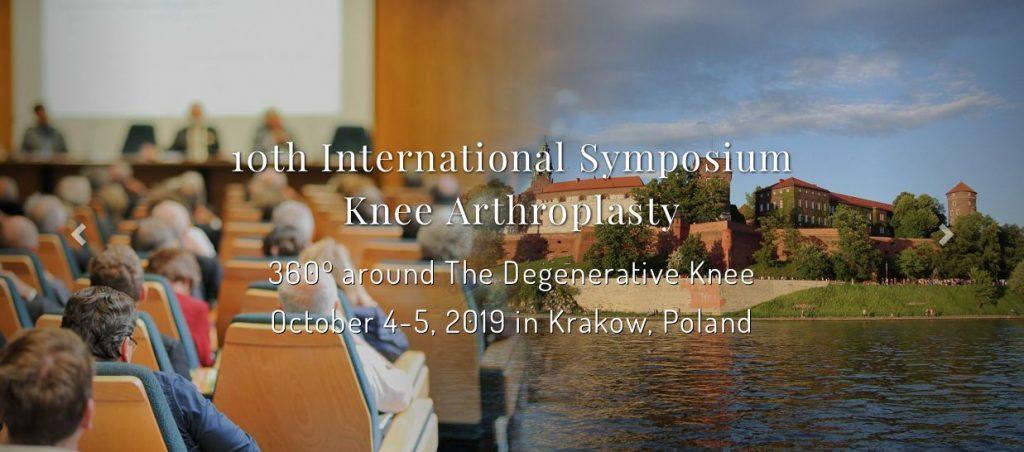 Alloplastyka kolana - sympozjum