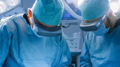 Rzeczywistość rozszerzona w ortopedii